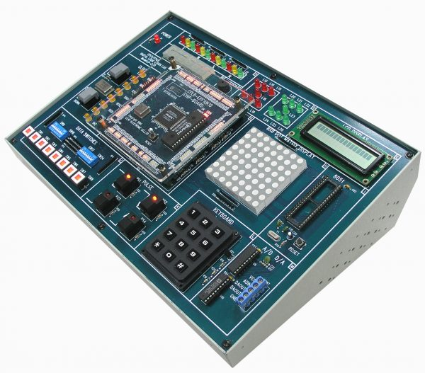 FPGA training board kit